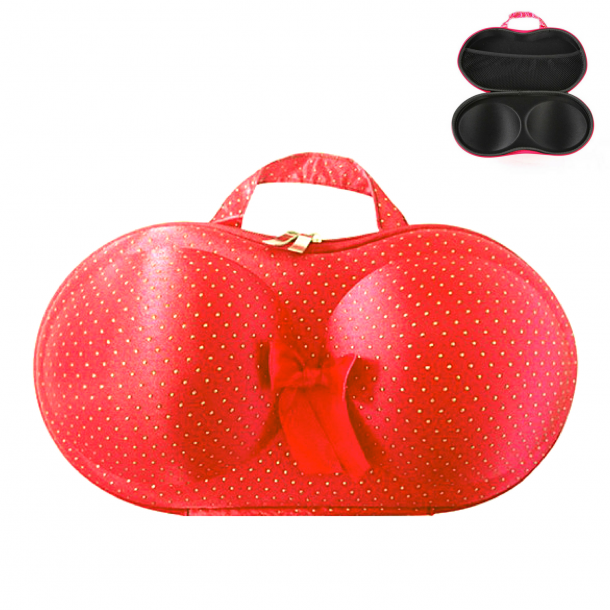 BIKINI BAG HOT RED